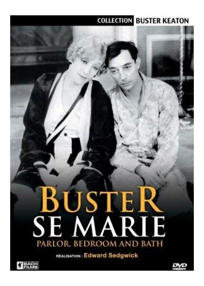 Buster se marie - DVD