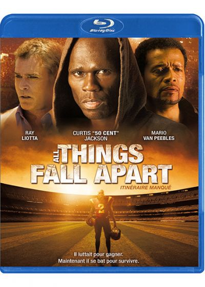 All Things Fall Apart (Itinéraire manqué) - Blu-ray