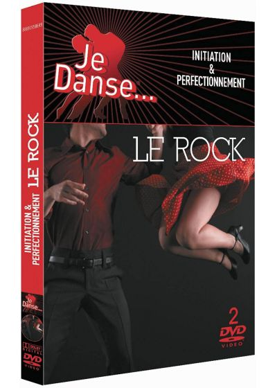Je Danse... Le Rock : Initiation et perfectionnement - DVD