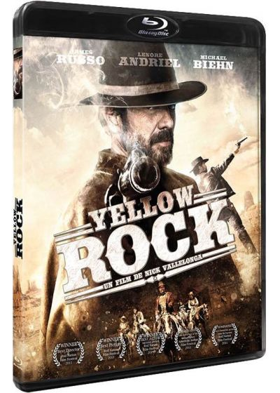 Yellow Rock - Blu-ray
