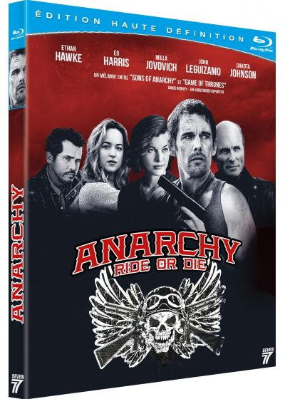 Anarchy - Blu-ray