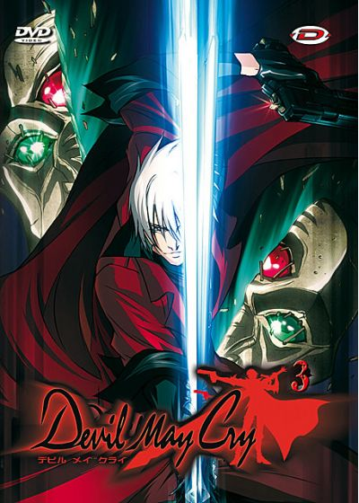 Devil May Cry - Vol. 3 - DVD