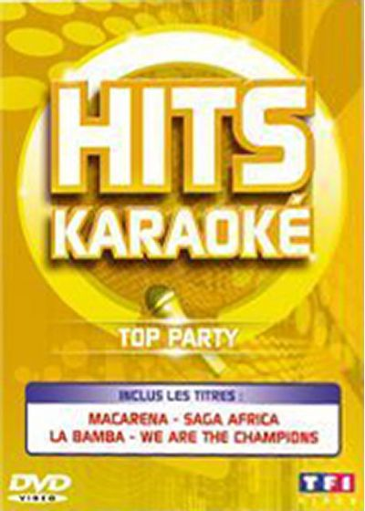 Hits Karaoké - Top Party - DVD