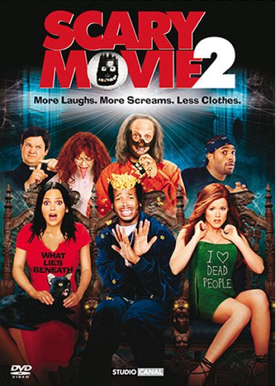 Scary Movie 2 - DVD