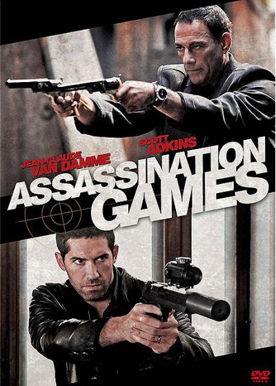 Assassination Games - DVD