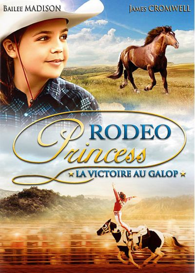Rodeo Princess - DVD