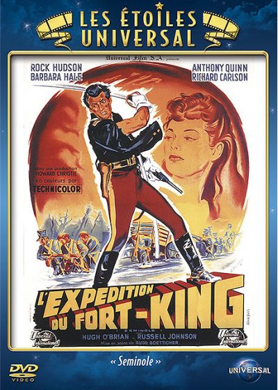 L'Expédition de Fort King - DVD
