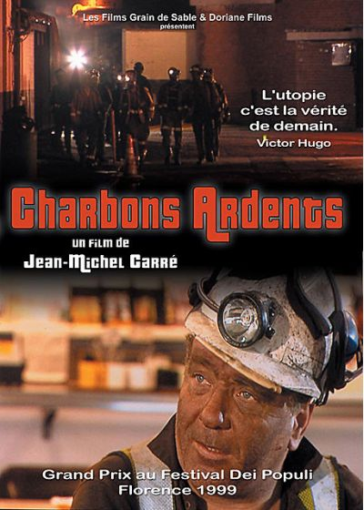 Charbons ardents - DVD