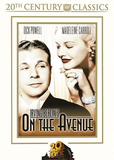 On the Avenue - DVD