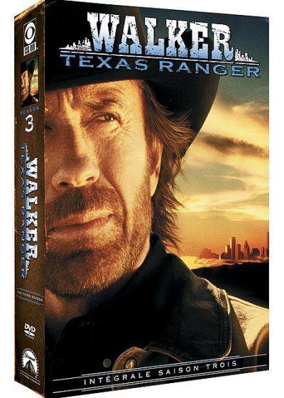 Walker, Texas ranger - Saison 3 - DVD