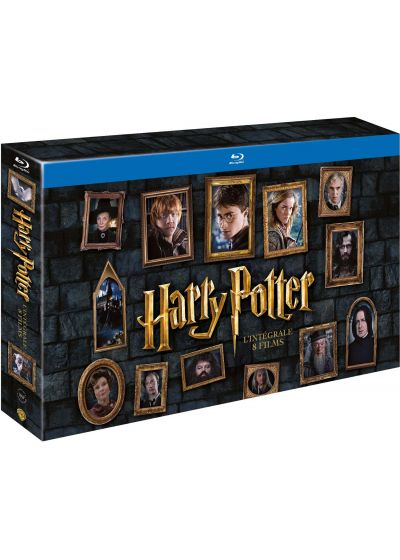 Harry Potter - L'intégrale - Blu-ray