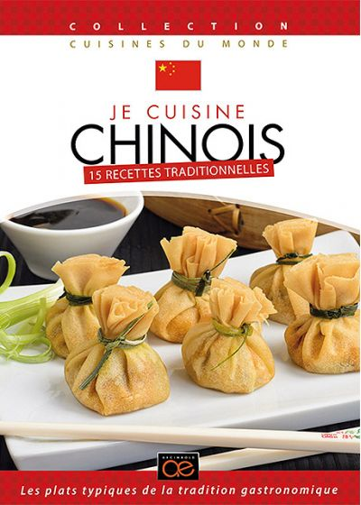 Je cuisine chinois - DVD