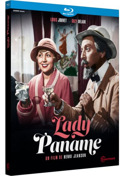 Lady Paname - Blu-ray