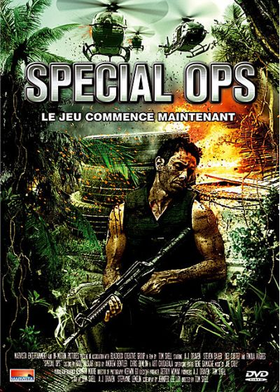 Special Ops - DVD
