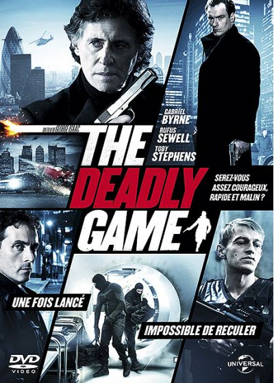 Deadly Game - DVD