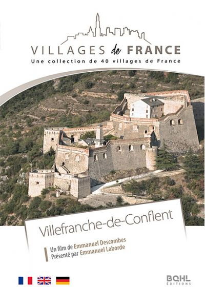 Villages de France volume 30 : Villefranche-de-Conflent - DVD
