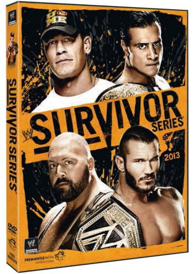 Survivor Series 2013 - DVD