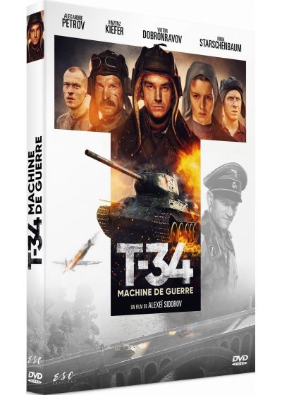 T-34, machine de guerre - DVD