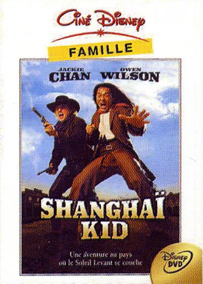 Shanghaï Kid - DVD