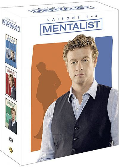 The Mentalist - Saisons 1 à 3 - DVD