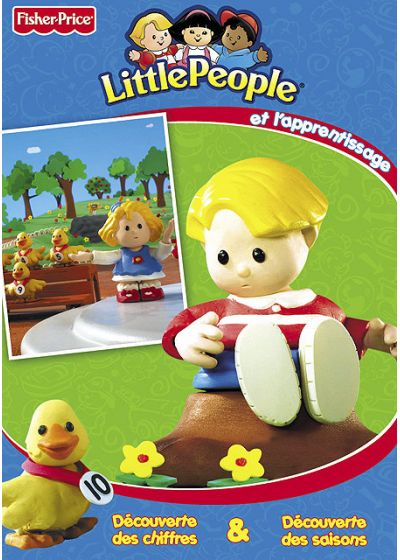 Little People et l'apprentissage - Vol. 2 - DVD