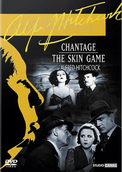 Chantage + The Skin Game - DVD