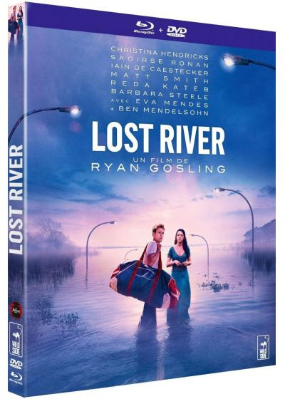 Lost River (Combo Blu-ray + DVD) - Blu-ray