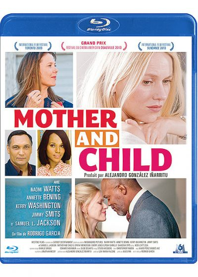 Mother and Child - Blu-ray