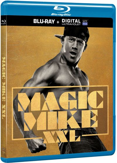 Magic Mike XXL (Blu-ray + Copie digitale) - Blu-ray