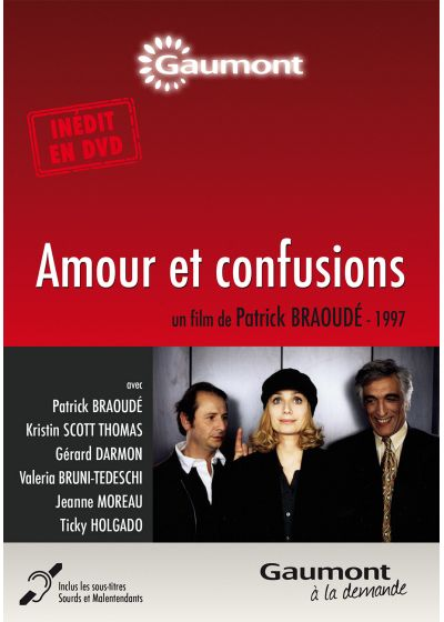 Amour et confusions - DVD