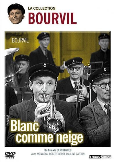 Blanc comme neige - DVD
