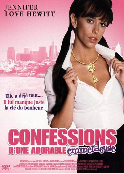 Confession d'une adorable emmerdeuse - DVD