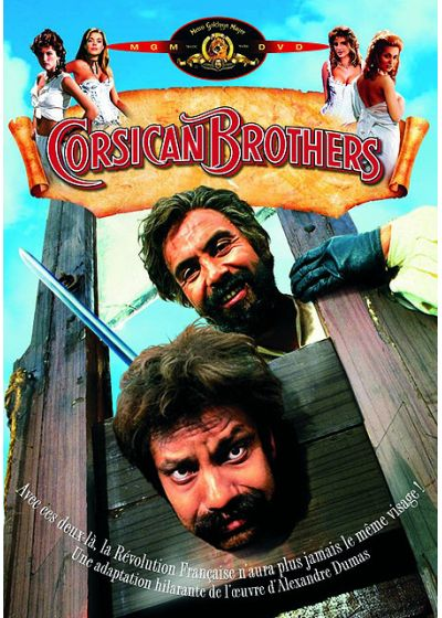 Corsican Brothers - DVD