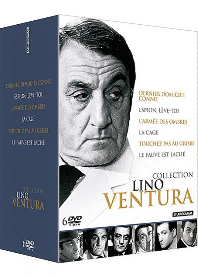 Collection Lino Ventura (Pack) - DVD