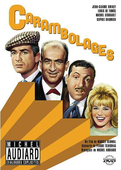 Carambolages - DVD