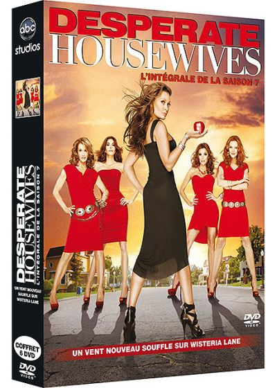 Desperate Housewives - Saison 7 - DVD