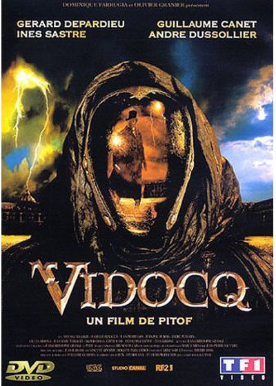Vidocq (Édition Single) - DVD