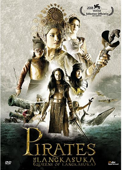 Pirates de Langkasuka (Édition Simple) - DVD