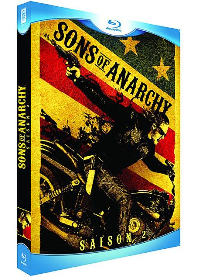 Sons of Anarchy - Saison 2 - Blu-ray