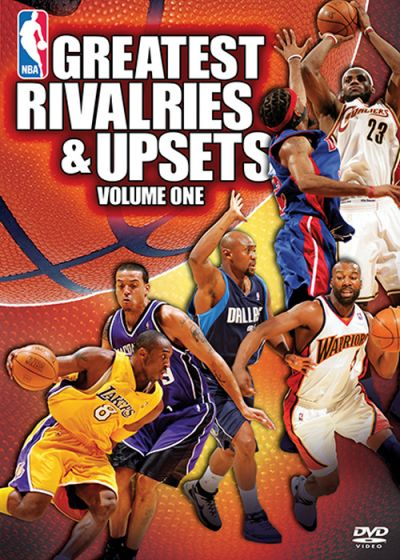 NBA Greatest Rivalries & Upsets - Vol. 1 - DVD