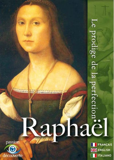 Raphaël, le prodige de la perfection - DVD