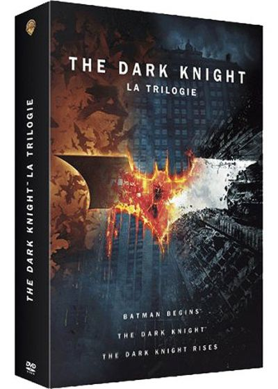 The Dark Knight - La trilogie - DVD