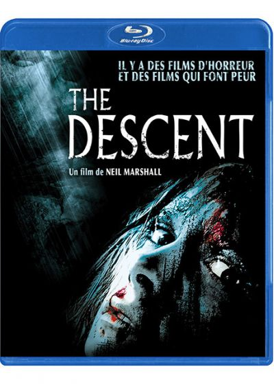 The Descent - Blu-ray
