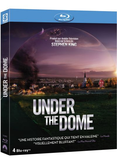 Under the Dome - Saison 1 - Blu-ray