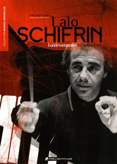 In The Tracks Of / Bandes originales : Lalo Schifrin - DVD