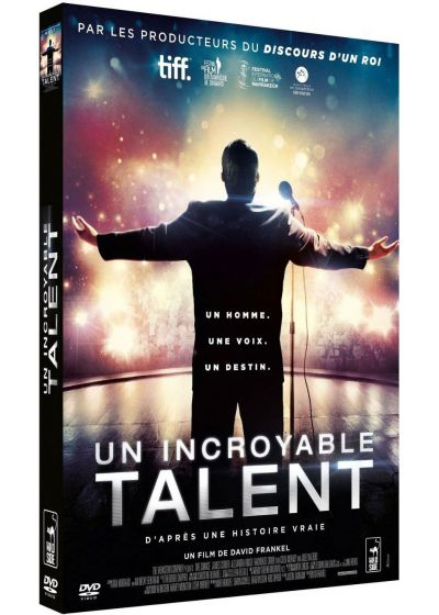 Un Incroyable talent - DVD