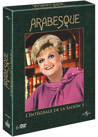 Arabesque - Saison 5 - DVD