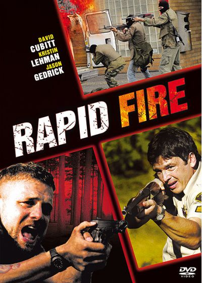 Rapid Fire - DVD