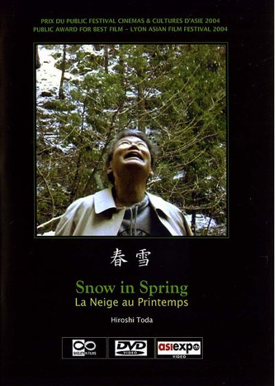 Snow In Spring - La neige au printemps - DVD