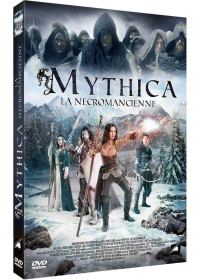 Mythica - Vol. 3 : La Nécromancienne - DVD